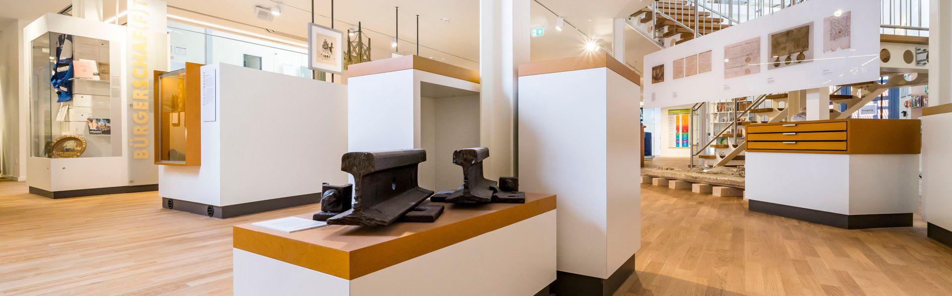 Stadtmuseum Unsere Angebote
