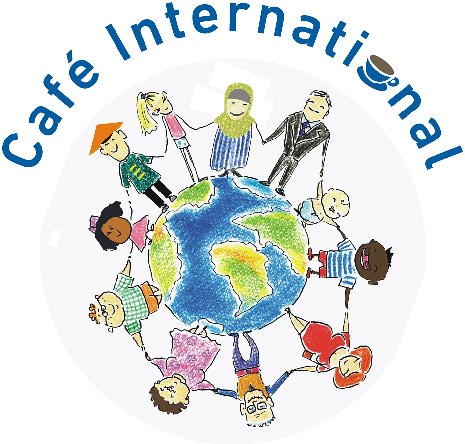 Logo Café International © Stadt Meppen